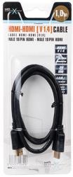 natec nka 0471 extreme media hdmi cable v14 lan 1m photo