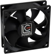 lc power lc cf 80 80mm case fan 4pin pwm photo