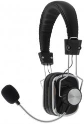 esperanza eh155k stereo headphones with microphone hawk photo