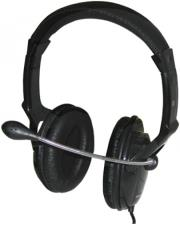 esperanza eh101 stereo headphones with microphone menuet photo