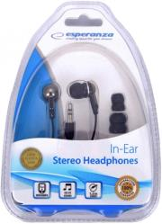 esperanza eh125 in ear stereo earphones photo