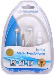 esperanza eh126 in ear stereo earphones photo