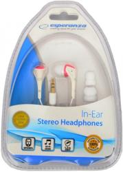 esperanza eh127 in ear stereo earphones photo