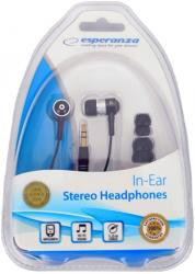esperanza eh128 in ear stereo earphones photo