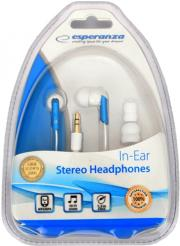 esperanza eh129 in ear stereo earphones photo