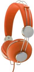 esperanza eh149o stereo audio headphones macau orange photo