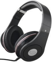 esperanza eh141k stereo audio headphones renell black photo