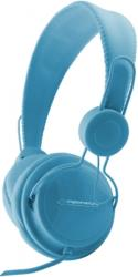 esperanza eh148b stereo audio headphones sensation blue photo