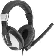 natec nsl 0780 crane headphones with microphone photo