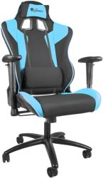 genesis nfg 0780 nitro 770 sx77 gaming chair black blue photo