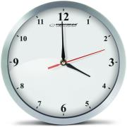 esperanza ehc009w wall clock detroit white photo
