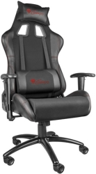 GENESIS NFG-0893 NITRO 550 GAMING CHAIR BLACK gadgets   παιχνίδια   gaming chairs