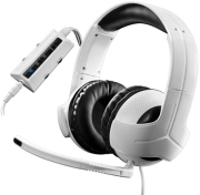 THRUSTMASTER Y-300CPX UNIVERSAL USB AUDIO GAMING HEADSET WHITE FOR PC/PS4/PS3/XB υπολογιστές   ηχεία   μικρόφωνα