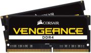 ram corsair cmsx8gx4m2a2400c16 vengeance 8gb 2x4gb so dimm ddr4 2400mhz dual kit photo