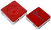 lamtech lam050547 mp3 player 8gb with fm radio red photo