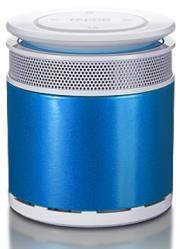 rapoo a3060 bluetooth mini speaker blue photo