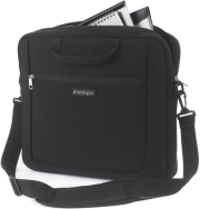 kensington k62561eu simply portable sp15 neoprene laptop sleeve 156 black photo