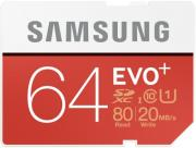 samsung mb sc64d eu evo plus 64gb sdxc class 10 photo