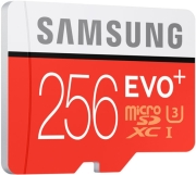 samsung mb mc256da eu evo plus 256gb micro sdxc class 10 adapter photo