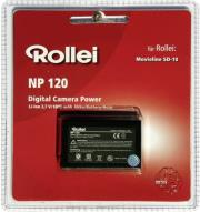 rollei np120 li ion rechargeable battery photo