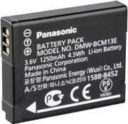 panasonic dmw bcm13e rechargeable battery photo
