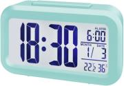 bresser mytime duo alarm clock turquoise 8010016 photo
