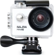 NILOX MINI UP HD READY ACTION CAMERA WHITE ήχος   εικόνα   action cameras