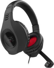 speedlink sl 8783 bk coniux stereo gaming headset black photo