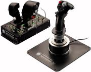 thrustmaster hotas warthog joystick throttle photo
