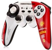 thrustmaster f1 wireless gamepad alonso edition for pc ps3 photo