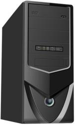 case gembird ccc p4 ups1 midi tower atx p4 with ups 650va photo