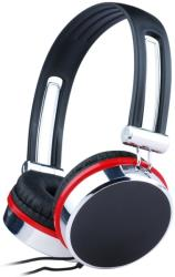 gembird mhs 903 stereo headset black red photo
