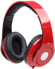 gembird mhs dtw r folding stereo headphones detroit red photo