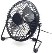 gembird nf 03 usb fan 4 black photo
