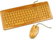 pliktrologio energenie eg kbm 001 bamboo keyboard and mouse set photo