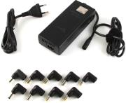 gembird npa ac2 ac mains 120w notebook power adaptor photo