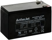 activejet acp ak9 battery 9ah for ups type csb photo