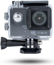 FOREVER SC-400 PLUS 4K WIFI ACTION CAM ήχος   εικόνα   action cameras