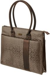 trust rome 15 160 notebook carry bag brown photo