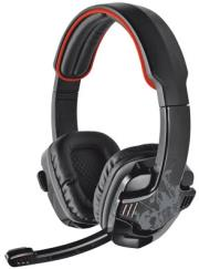 trust 19116 gxt340 71 surround gaming headset photo