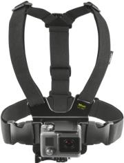 TRUST 20891 CHEST MOUNT HARNESS FOR ACTION CAMERAS