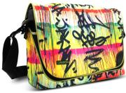 canyon cnl nb02e 160 cool graffiti notebook messenger bag photo