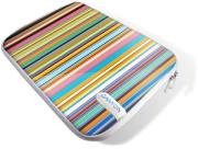canyon cnl nb10s 100 notebook sleeve with colorful stripes pattern photo