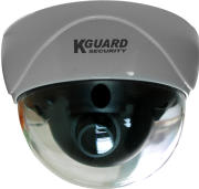 kguard csp 3242 3 1 3 sony ccd dome camera 420 tv lines photo