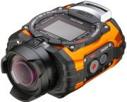 RICOH WG-M1 ORANGE + MOUNTS ήχος   εικόνα   action cameras