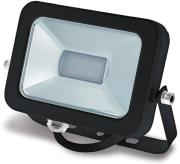forever light led pro flood 10w 6400k black photo
