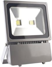 forever light eco led floodlight 100w pure lamp cold white 6500k photo