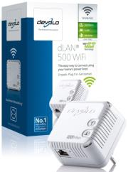 devolo dlan 500 wifi single adapter photo
