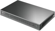 TP-LINK T1500G-10PS(TL-SG2210P) 8-PORT GIGABIT DESKTOP POE SMART SWITCH WITH 2 S υπολογιστές   switches