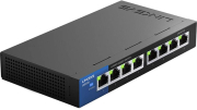 linksys lgs108 8 port desktop gigabit switch photo